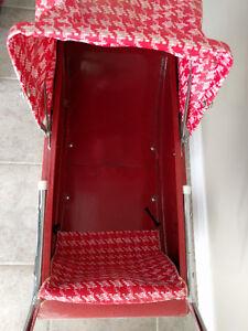 Vintage Gendron Toy Baby Carriage Kitchener / Waterloo Kitchener Area image 4