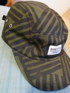 Selling quietlife la 5 panel camp cap strap back