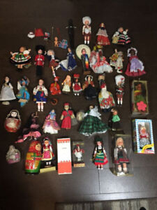 Dolls of the World - Vintage Collection - VERY RARE