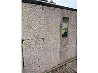 Concrete garage panels for sale