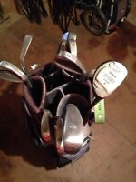Used golf clubs for sale!