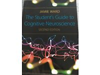 'The Student's to Cognitive Neuroscience', Jamie Ward
