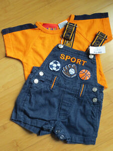 Boys Summer Outfits - 3 Mths London Ontario image 2