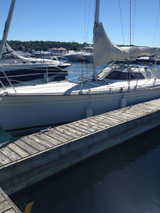 C & C Mega 30 Sailboat for sale