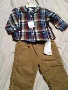 Gymboree outfit bnwt size 0-3 months