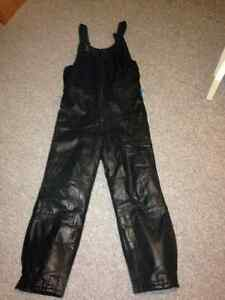 NORTHERNER Leather Snomobile Pants London Ontario image 1