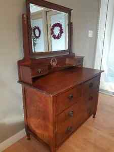 Stunning Antique Dresser