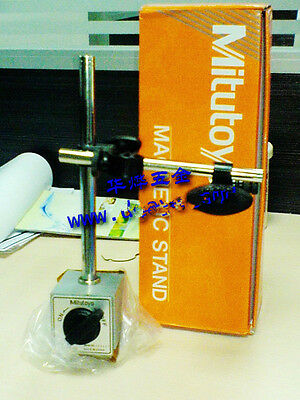 1 Pcs Brand New Mitutoyo 7011s-10 Magnetic Stands For Dial Test Indicators