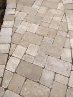Looking for 3 size paver stones