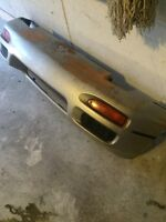 240SX OEM BUMPERS!!! NEED GONE
