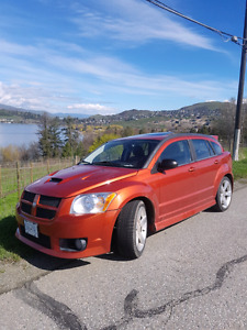 Dodge caliber srt4 turbo