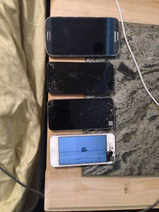 Cell phones for sale!