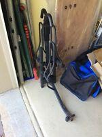 Rack-support à vélo
