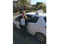 Driving instructor & driving lessons ( manual car only )