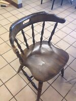 16 Restaurant Chairs and Tables in Good Condition