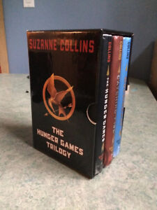 Hunger Games (3 book series included); Great condition!