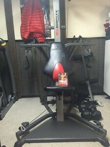 Bowflex Xtreme 2 SE in great condition. No tear.