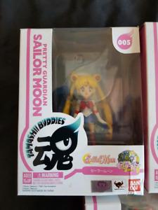 Sailor moon and sailor venus tomashii buddies