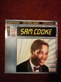 Sam Cooke 12in Vinyl Album.