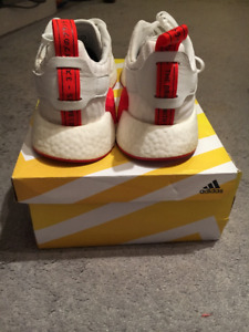Adidas NMD R2 - Red & White