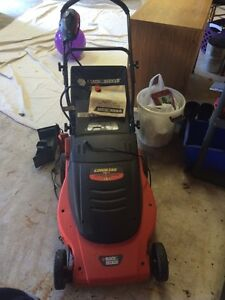 Cordless lawn mower black and decker