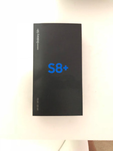 Brand new Samsung S8 Plus unlocked for sale