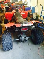 2005 Polaris predator 500cc liquid cooled