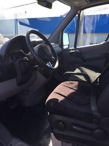 2014 Merc-Benz Sprinter 2500 - V6 / 3L - XTR HIGH ROOF