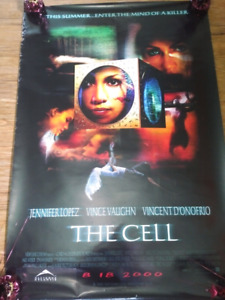 """The Cell (2000)27""""x40"""" Movie Poster"""