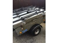 Car box camping trailer for sale or hire
