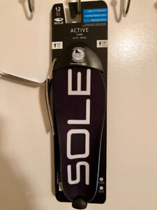 Sole Insole Size 12