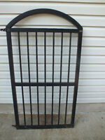 Arched Fence Gate
