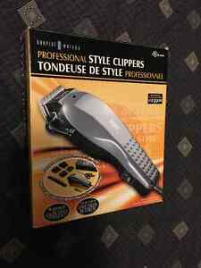 Hair and Beard Clippers - Professional Style - Great condition.