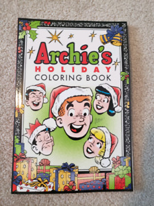 Archie comic coloring book brand new