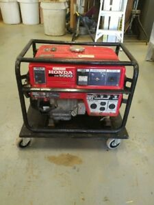 Honda Em 5000 Generator