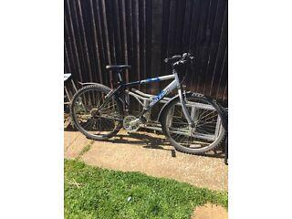 Mens Raleigh explore bike