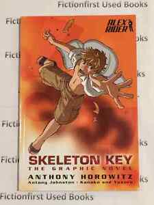 "Graphic Novel: ""Alex Rider, Skeleton Key"""