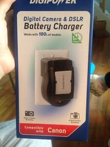 Digipower camera and DSLR battery charger