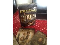 The Lord of the Ring Box set