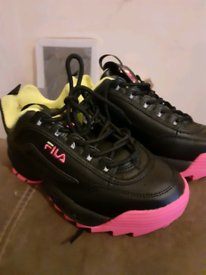 Fila trainers