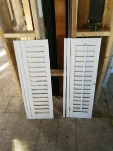 Free shutters