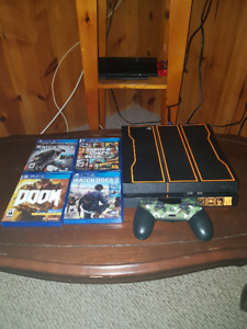 CoD Black Ops 3 Edition 1TB PS4 + 4 Games