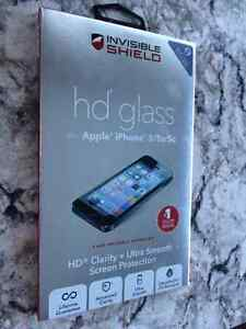 ZAGG iPhone 5/5S/SE HD Glass