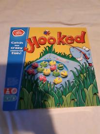 Hooked Fishing Game