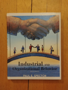 Industrial and Organizational Behavior (5th edition)