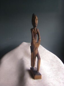 Hand Carved wooden Figures North Shore Greater Vancouver Area image 3