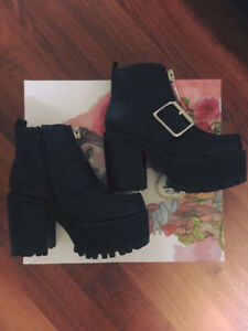 JEFFREY CAMPBELL STALEY SIZE 6