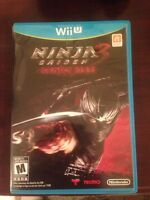 WiiU: Ninja Gaiden 3 & Wonderful 101