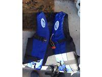 Life jackets for sale kayak, canoe, boat, sailing