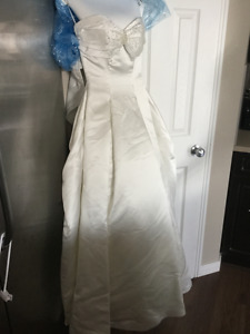 Maggie Sottero Wedding Corset Dress, great cond, used 2 hrs!